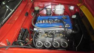 Alfa Romeo Kantenhaube Restauriert