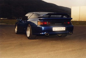 Alpine A610 Turbo