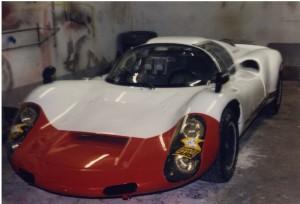 Porsche 910 Carrera