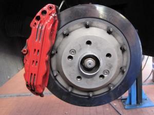 LM 400 Venturi Vorderradbremse
