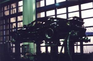 Hydropulser mit Alpine V6