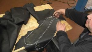 Tachoverkleidung Restauriert Mercedes Pagode