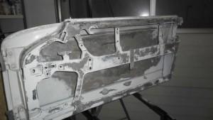 Tür Pagode W113