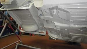 Mercedes W113 Instandsetzung