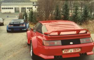 Alpine V6 Turbo rot